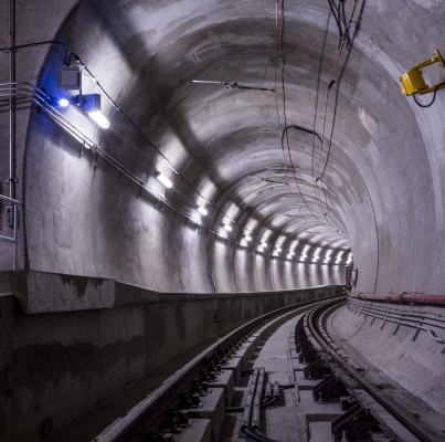 Metro Line Drainage Projects: Storm Tunnel